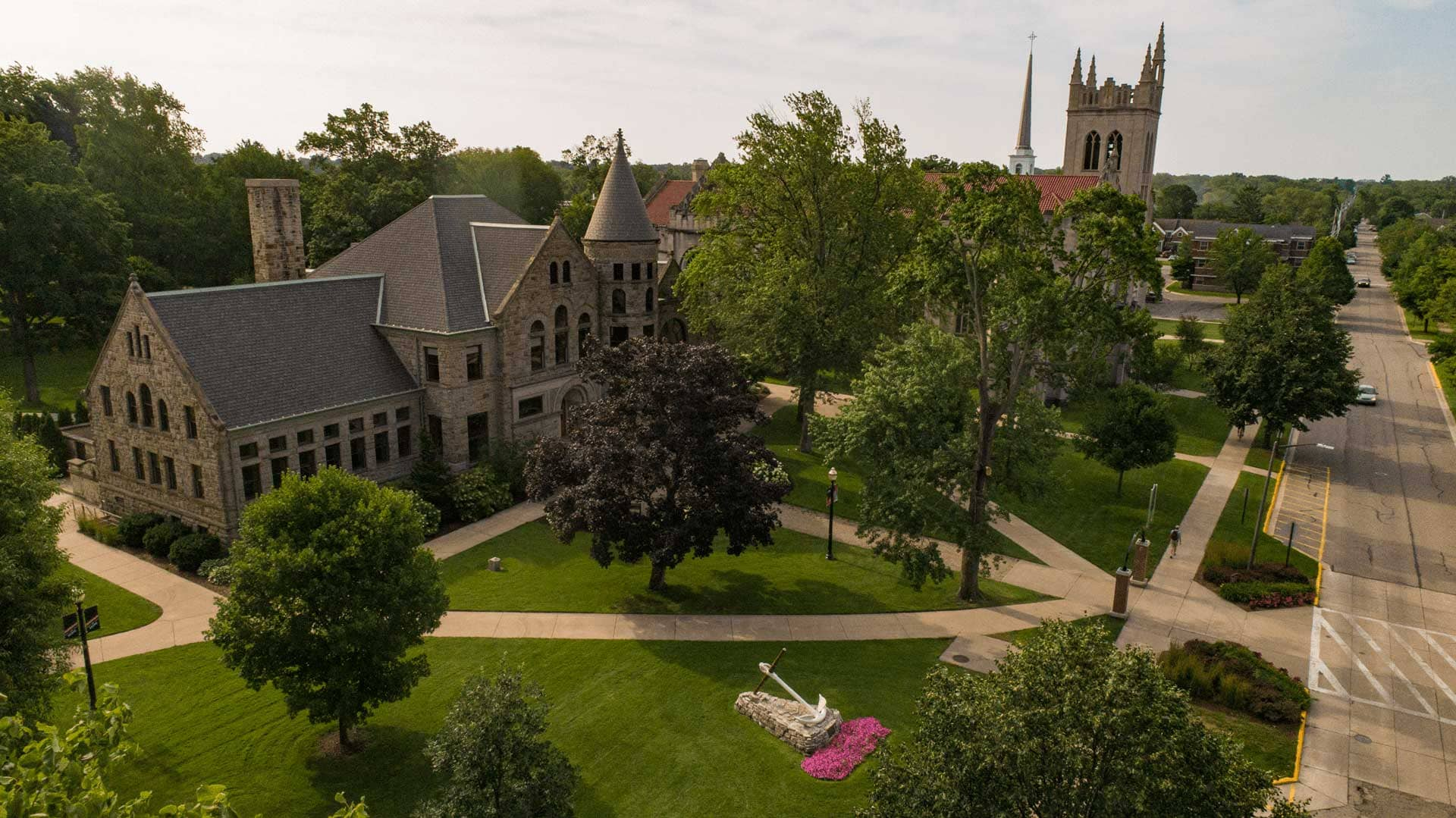 There's never been a better time to consider Hope College.