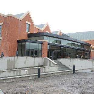 Bultman Student Center exterior
