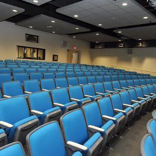 200-seat multipurpose theater