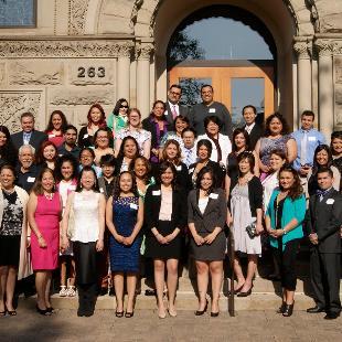 Upward Bound Alumni Group Photo