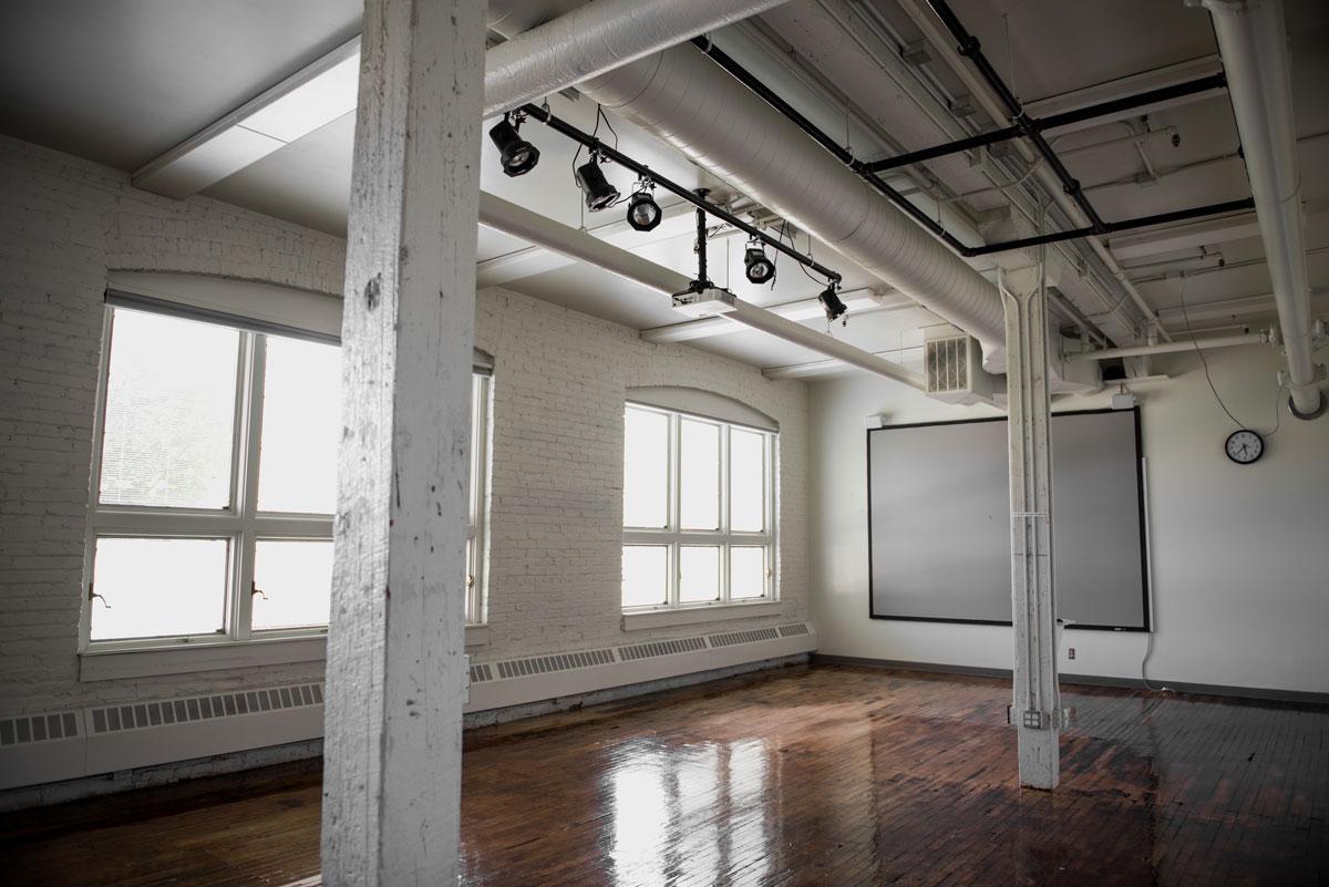 Borgeson studio space