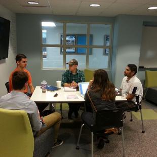 Center for Leadership Idea Lounge