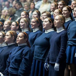 """2021 Song performs """"The Sound of Music"""""""