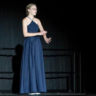 "2021 Orator Camryn Zeller  presents ""All You Shining Stars"""