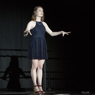 "2022 Orator Gracyn Carter presents ""Unmasked"""