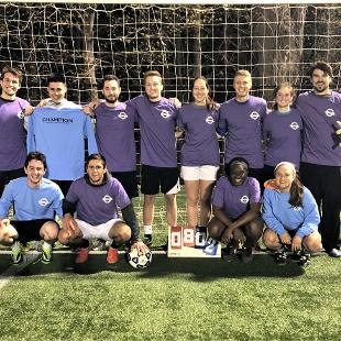 Spring 2019 More Competitive Coed Soccer