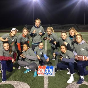 Spring 2019 Women's Flag Football