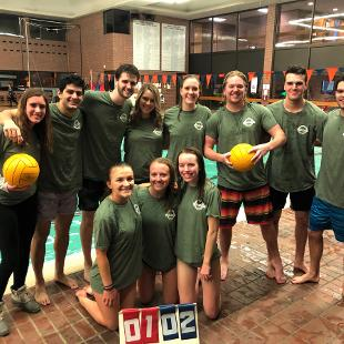 Spring 2019 Coed Inner Tube Water Polo