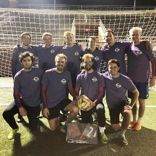 Men's Soccer Champions