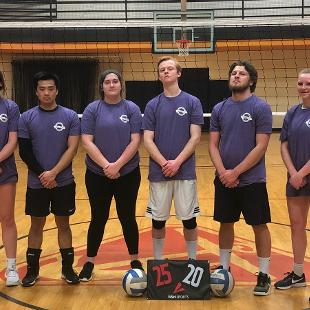 Spring 2019 More Competitive Coed Volleyball