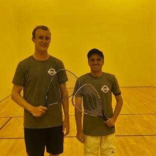 Spring 2019 Doubles Racquetball
