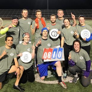 Spring 2019 Coed Ultimate Frisbee