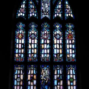 Image of north arcade window 4