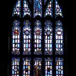 Image of the north arcade window six