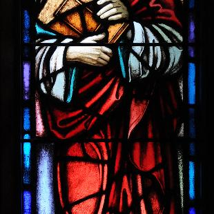 Image of the south arcade window six