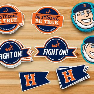 Hope College stickers