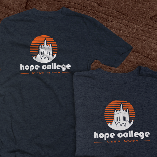Hope College Reunion-in-a-Box t-shirt