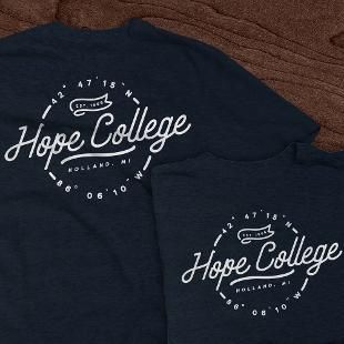 Hope College Day of Giving t-shirt