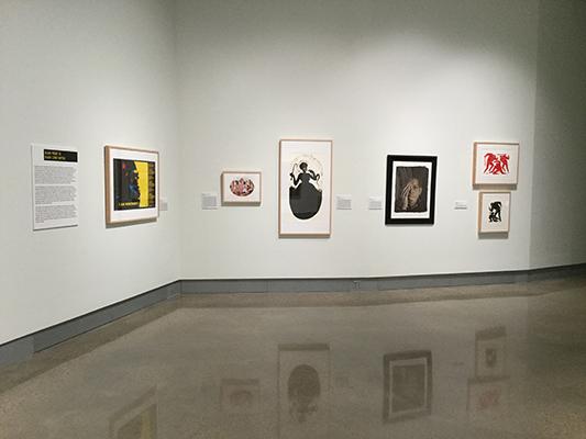 "Artworks from the Kruizenga Art Museum ""Black Lives Matter, Black Culture Matters"" exhibition"