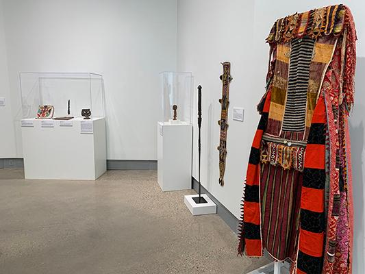 """Artworks from the Kruizenga Art Museum """"Resilience, Resistence and Revival"""" exhibition"""