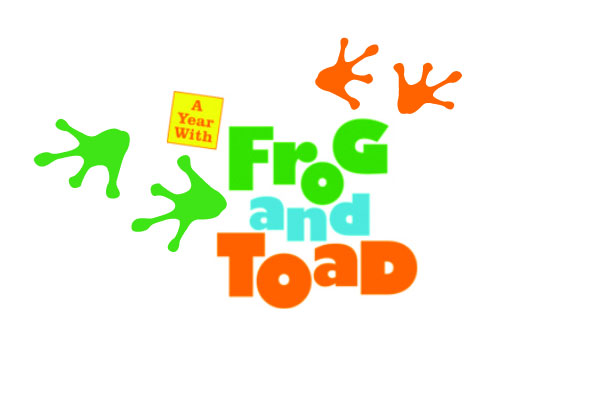 Frog and Toad art