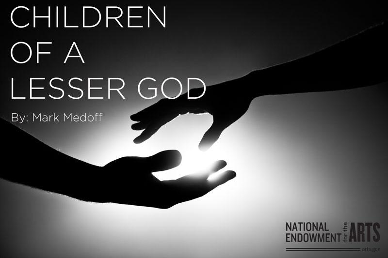 Children of a Lesser God art