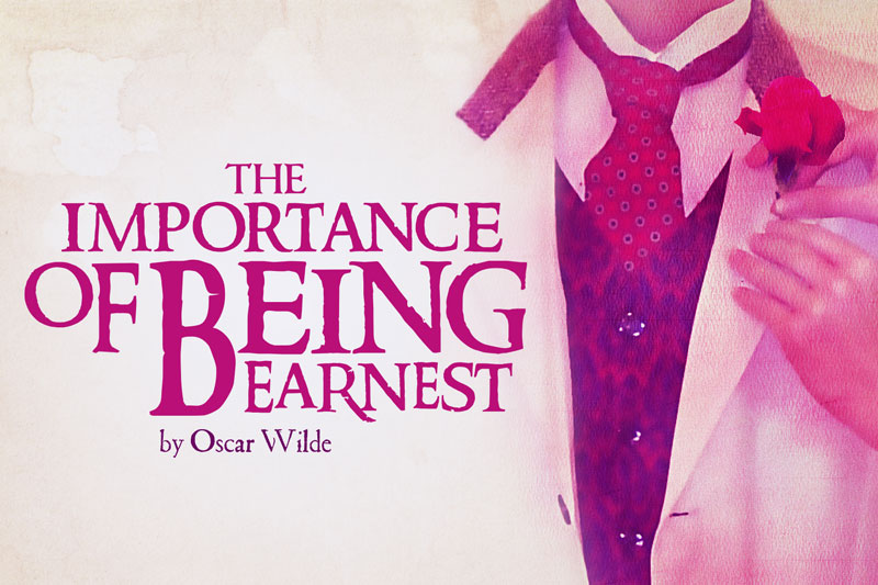 The Importance of being Earnest art