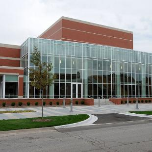 Jack H. Miller Center for Musical Arts. Photo by Tom Renner on October 15, 2015