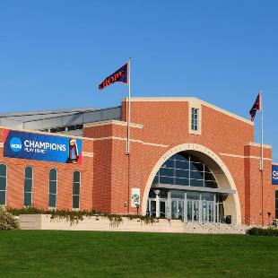 The Richard and Helen DeVos Fieldhouse