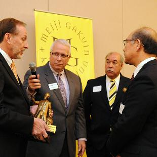 John Knapp, President of Hope College;