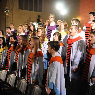 75th annual Hope College Christmas Vespers. Photo by Tom Renner on December 5, 2015