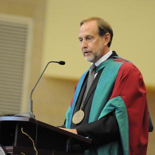 Fall Convocation 2014