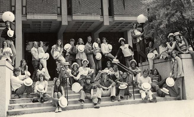 "1974 production of ""Midsummer Night's Dream"""