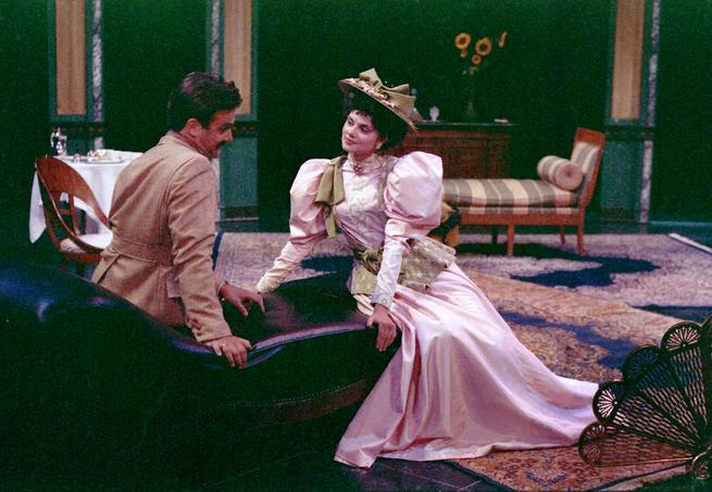"1993 production of ""The Importance of Being Earnest"""