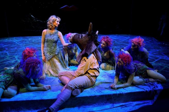 "2006 production of ""A Midsummer Night's Dream"""