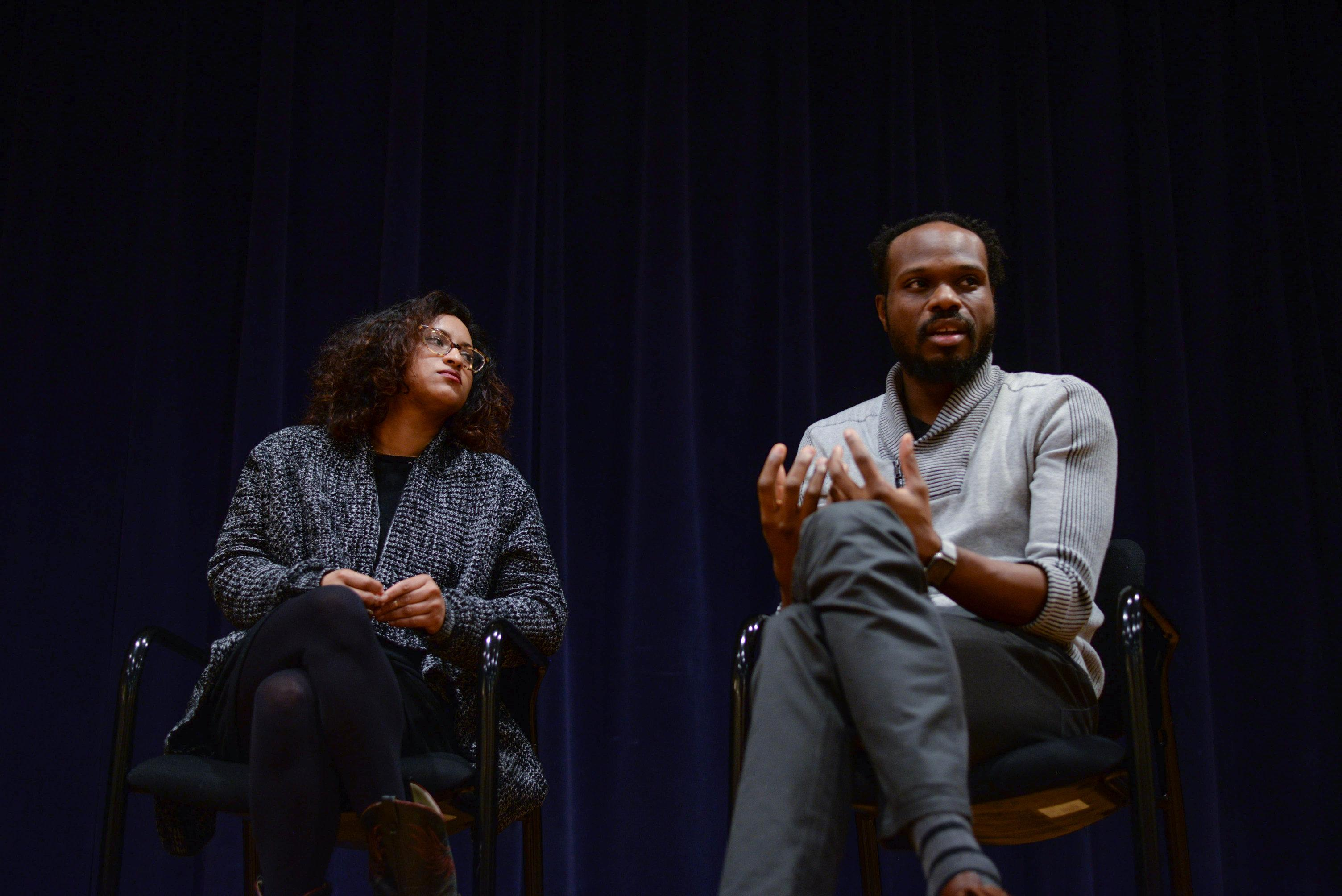 Tarfia Faizullah and Jamaal May Q&A