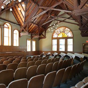 Graves Hall Winants Auditorium