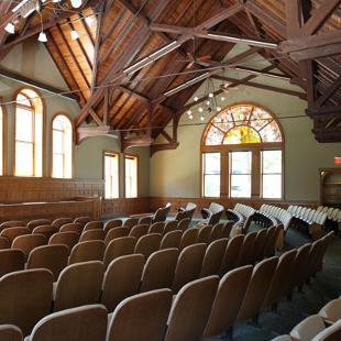 Graves Hall Winants Auditorium