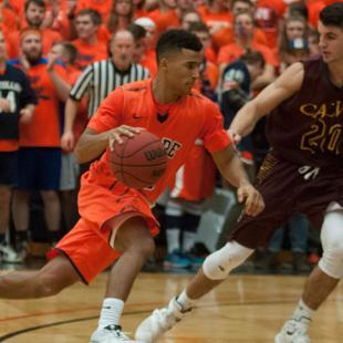Hope vs Calvin basketball