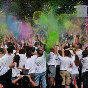 CIY Color blast
