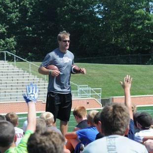 Kirk Cousins Football Camp