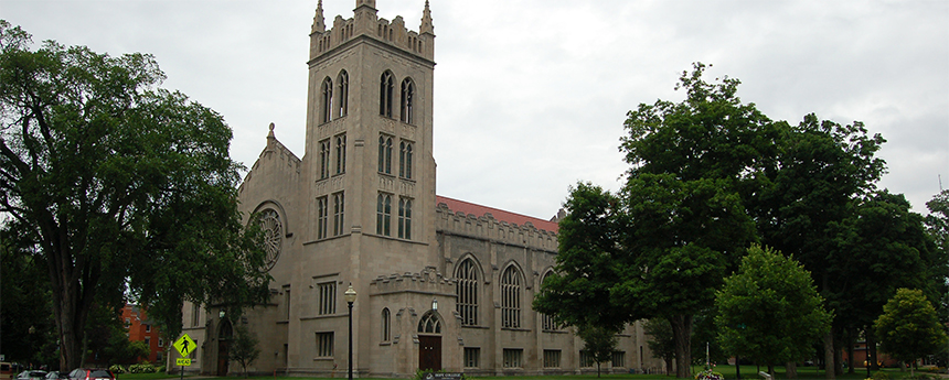 Dimnent Memorial Chapel