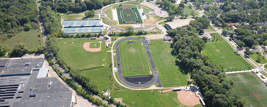 Photo of Brewer Outdoor Track
