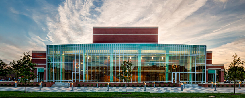 Photo of Jack H. Miller Center for Musical Arts