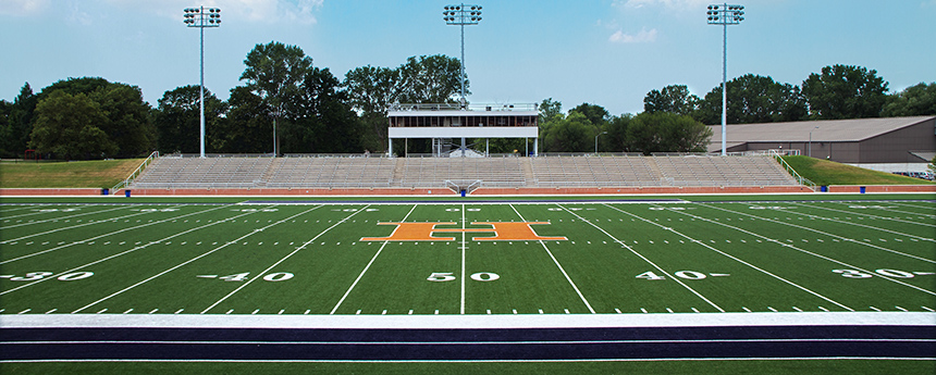 Photo of Ray and Sue Smith Stadium