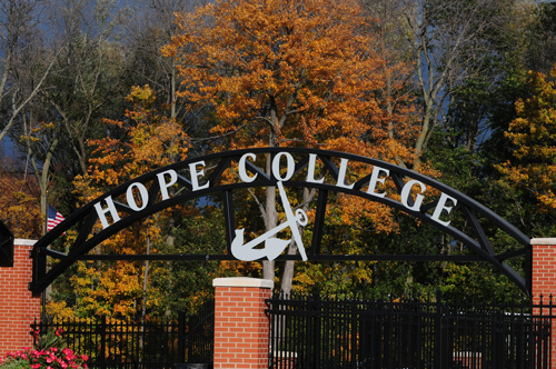 Hope College Arch