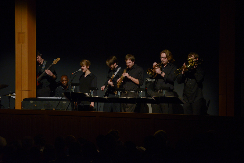 Musical Showcase Jazz Ensemble