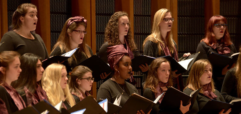 Women's Chamber Choir