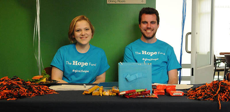 Hope Fund Scholarship Day of Giving 2015