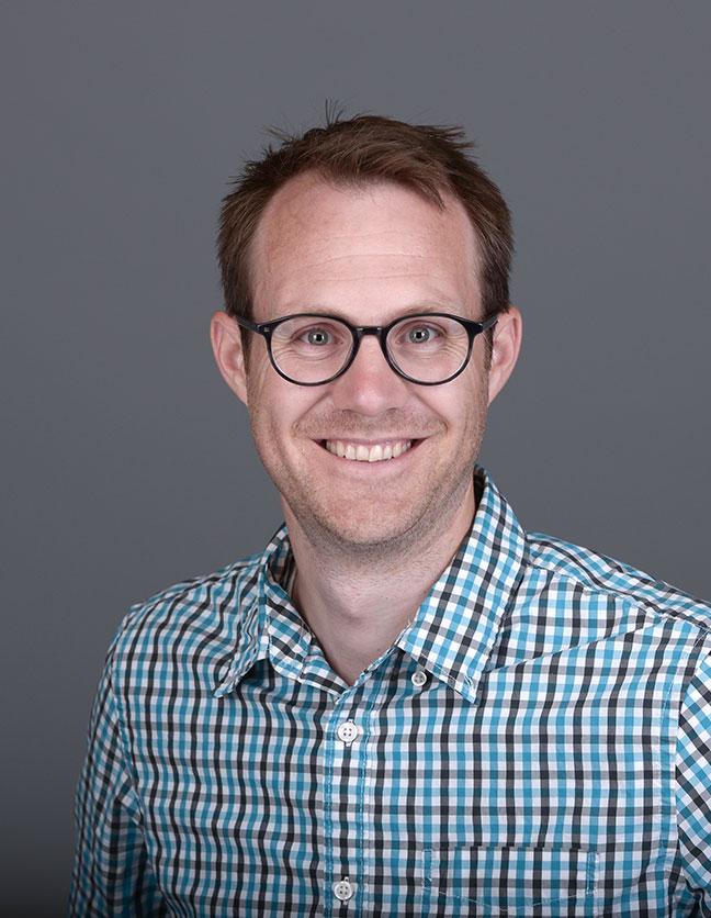 Profile photo of Dr. Aaron Franzen